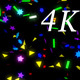 Color Confetti 4K 02