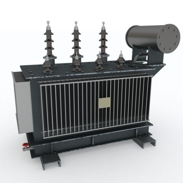 3DOcean power transformer 20647388