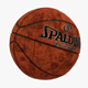 Spalding Basketball Ball Dirty