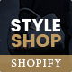 StyleShop - Responsive Multipurpose Sections Drag & Drop Builder Shopify Theme - ThemeForest Item for Sale