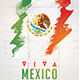 Viva Mexico Party Flyer
