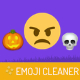 Emoji Cleaner Game Template for Buildbox Android and IOS