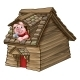 Three Little Pigs Fairy Tale Wood House - GraphicRiver Item for Sale