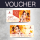 Autumn Gift Voucher - GraphicRiver Item for Sale