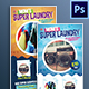 Washing / Laundry Services Banner - GraphicRiver Item for Sale