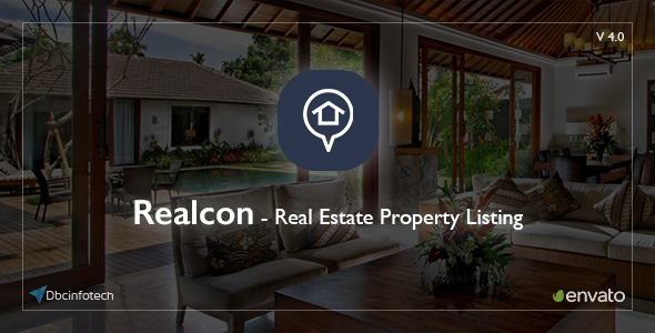 Realcon Real Estate Property Listing - CodeCanyon Item for Sale