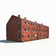 Old Building 176 Low Poly