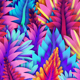 Colorful Leaf Kaleido