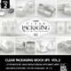 Clear Packaging MockUps 02