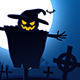 Halloween Theme Background 03