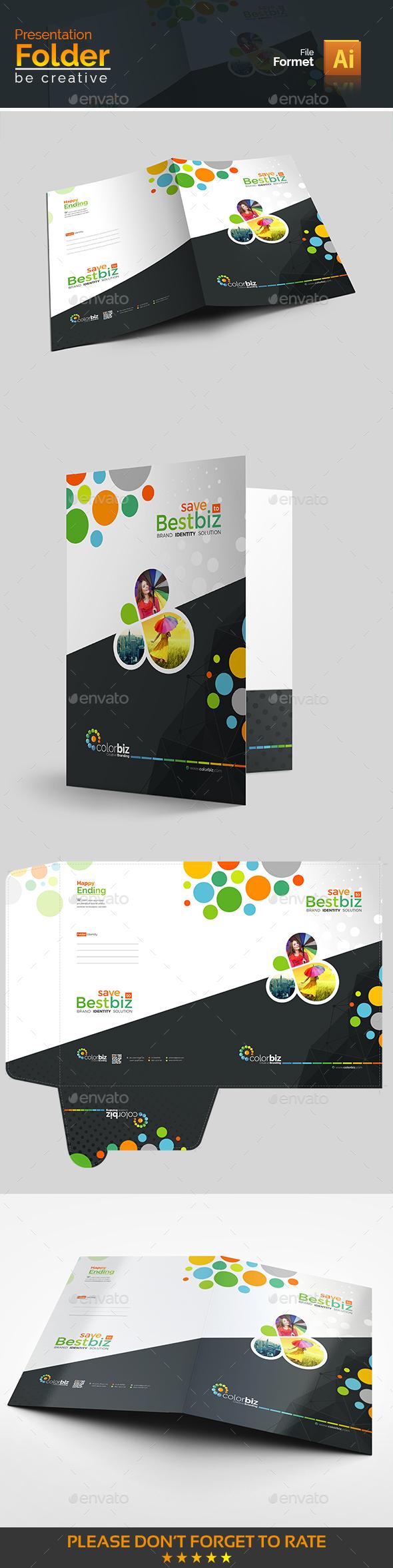 GraphicRiver Modern Presentation Folder 20648663