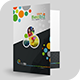 Modern Presentation Folder