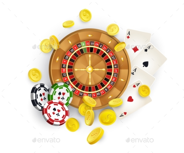 GraphicRiver Casino Symbols 20648679