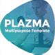 Plazma Multipurpose Premium Google Slide Template