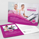 Body Fitness Club Post Cards