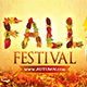 Fall Festival Facebook Covers - GraphicRiver Item for Sale