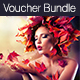 Seasonal Gift Voucher Bundle - GraphicRiver Item for Sale