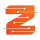 Electronic Z Letter Logo - GraphicRiver Item for Sale