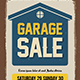Garage Sale Flyer / Poster