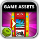 Spin and Win - Game Assets - GraphicRiver Item for Sale