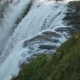 Water Boils and Falls Down The Skogafoss Waterfall, Iceland. - VideoHive Item for Sale