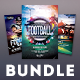 American Football Flyer Bundle - GraphicRiver Item for Sale
