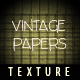 Vintage Paper Texture Pack 3 - GraphicRiver Item for Sale