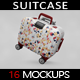 Bag Suitcase Travel MockUp - GraphicRiver Item for Sale