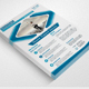 A4 Corporate flyer #43 - GraphicRiver Item for Sale