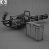 M134 minigun 590 0012.  thumbnail