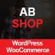 AbShop - Responsive Multipurpose WooCommerce WordPress  Theme
