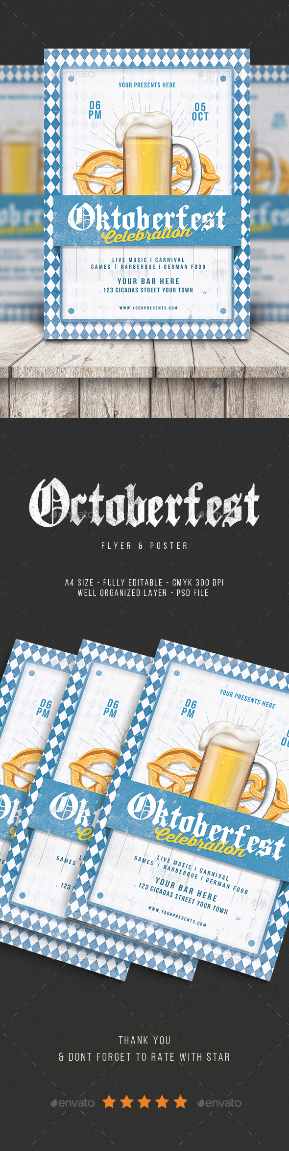 GraphicRiver Oktoberfest Flyer vol.4 20650548