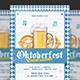 Oktoberfest Flyer vol.4
