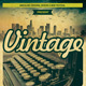 Vintage Flyer/Poster Vol.9 - GraphicRiver Item for Sale