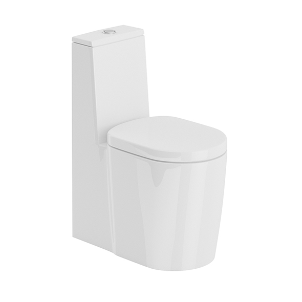Standing Toilet - 3DOcean Item for Sale