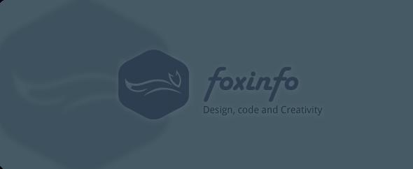 Foxinfo banner
