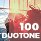 100 Duotone FX Photo Template