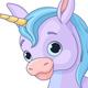 Baby Unicorn - GraphicRiver Item for Sale