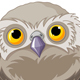 Baby Owl - GraphicRiver Item for Sale