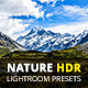 Nature HDR Collection Lightroom Presets