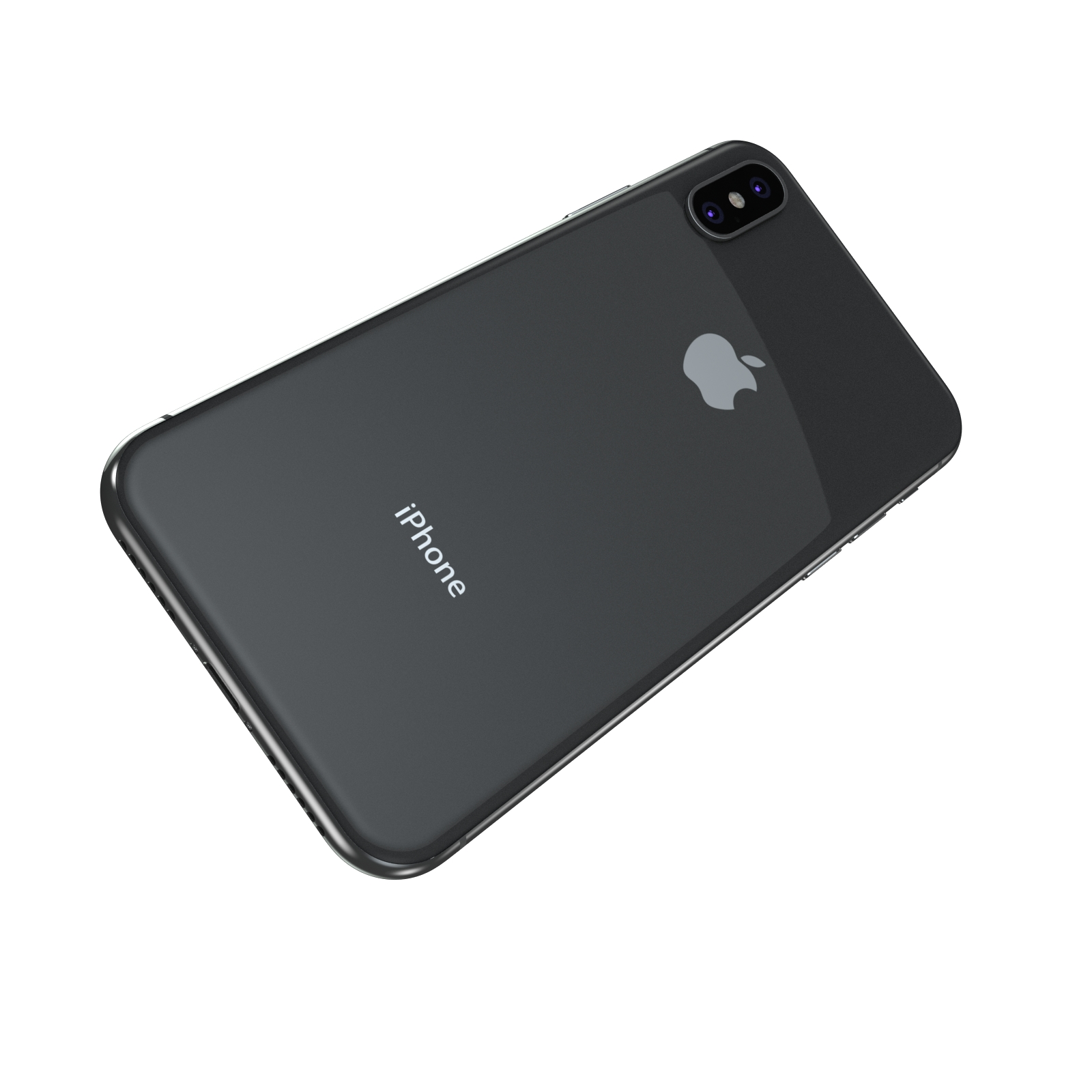 apple iphone x iphone 10 edition space gray by vnvisualstudio 3docean. Black Bedroom Furniture Sets. Home Design Ideas