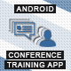 Conference Training App With CMS - Android [ AdMob & Push Notifications ]