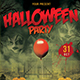 Halloween Party Flyer / Poster Template - GraphicRiver Item for Sale