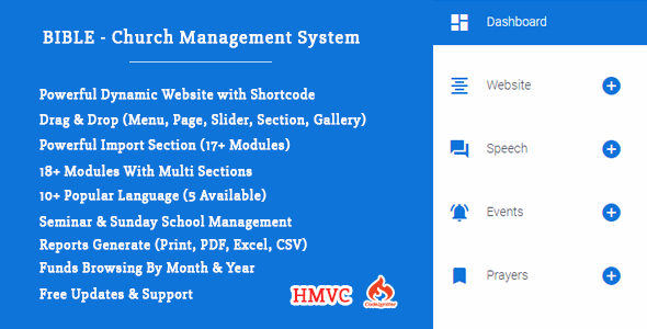 Download Bible - Church Management System
