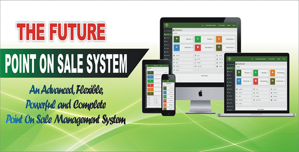 Php  Point On Sale System