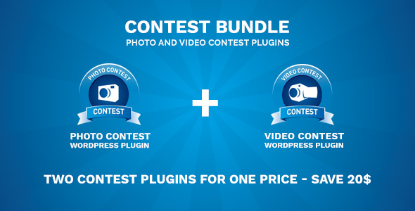 Contest Bundle - WordPress Plugins - CodeCanyon Item for Sale