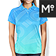 Women Polo Shirt Mock-up