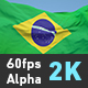 Flag Brazil - VideoHive Item for Sale