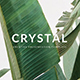 Crystal Minimal Keynote Template