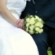 Beautiful Wedding Bouquet in the Hands of the Bride and Groom - VideoHive Item for Sale
